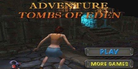 Adventure Tombs Of Eden v1.7
