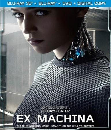 Из машины  / Ex Machina  (2015) HDRip-AVC