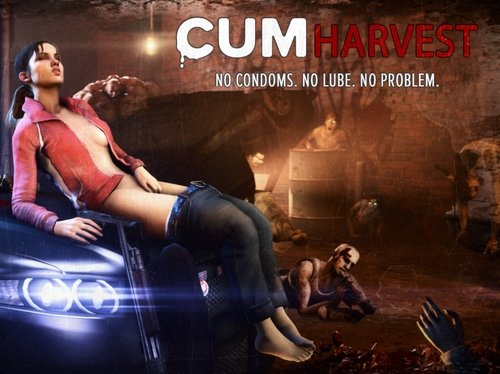 Cum Harvest (2015/PC/EN)