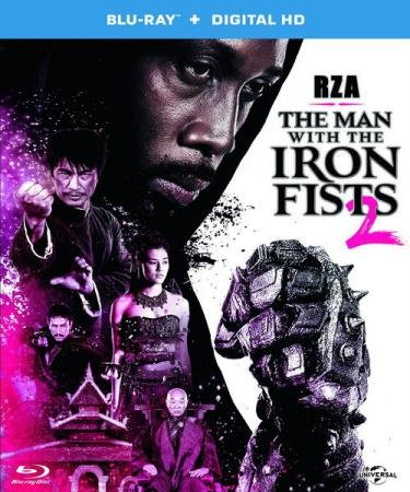 Железный кулак 2  / The Man with the Iron Fists 2  (2015) HDRip