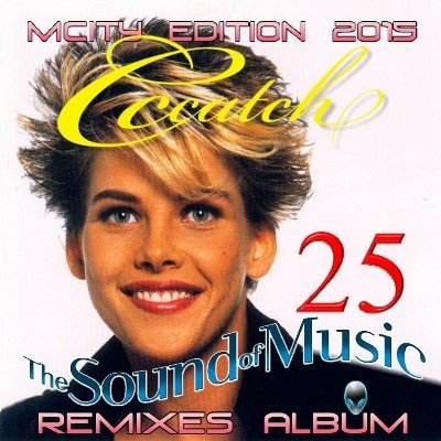 C.C.Catch - 25 Remixes Album (2015)