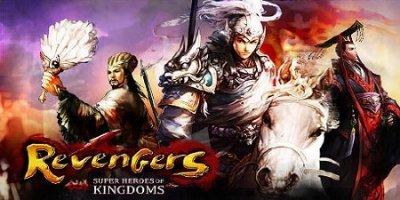Revengers: Super heroes of kingdoms v2.0.1