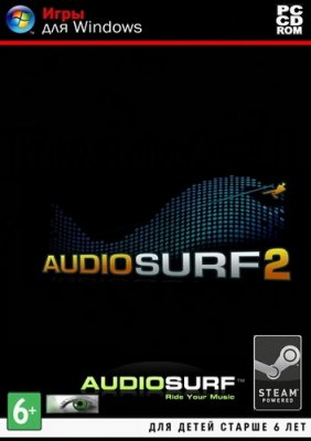 Audiosurf 2 v.1.0 (2015/PC/EN)