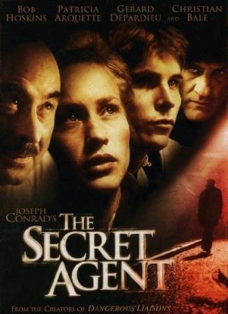 Секретный агент  / The Secret Agent  (1996) DVDRip