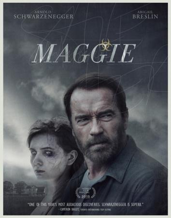 Мэгги  / Maggie  (2014) WEB-DLRip