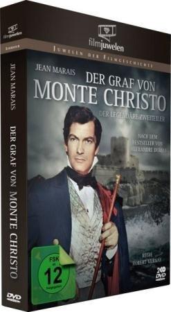 Граф Монте-Кристо  / Le comte de Monte-Cristo  (1954) DVDRip