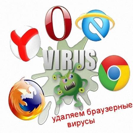Как удалить браузерные вирусы (2015/WebRip)
