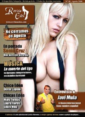 Revista Eden - Agosto 2009