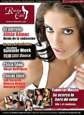 Revista Eden - Septiembre 2009