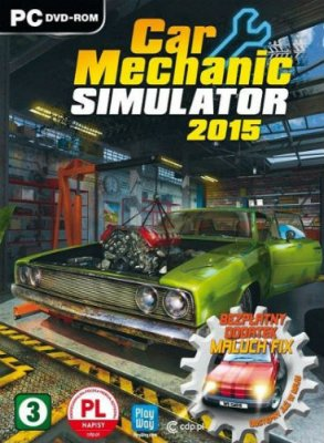 Car Mechanic Simulator 2015 v.1.0.4 (2015/PC/RUS) Repack by xatab