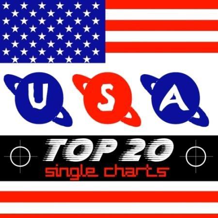 USA Top 20 Singles Chart (04.07.2015)