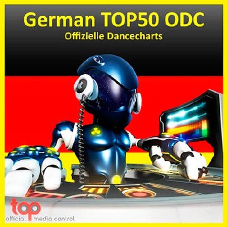 VA - German Top 50 Official Dance Charts [13.07] (2015)