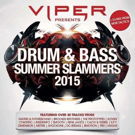VA - Drum & Bass Summer Slammers (2015)