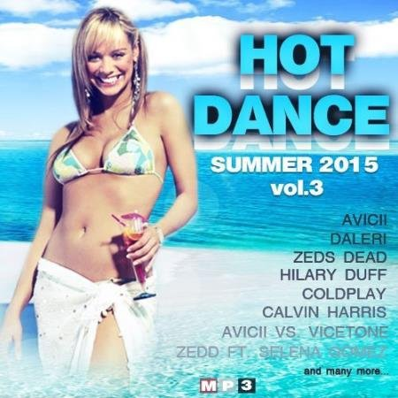 VA - Hot Dance Summer Vol.3 (2015)