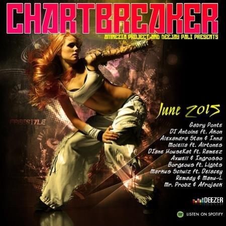 VA - Amnezia Chartbreaker June 2015 (2015)
