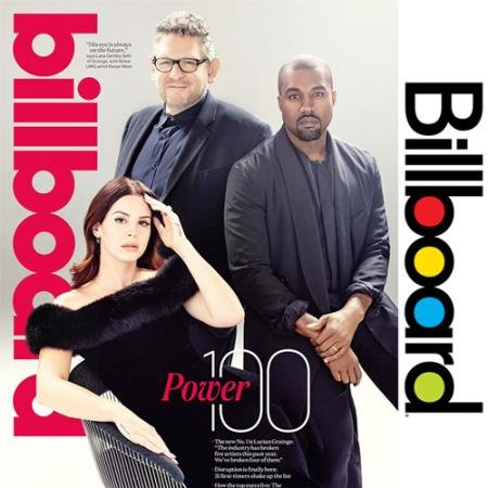 VA - Billboard Power 100 (2015)