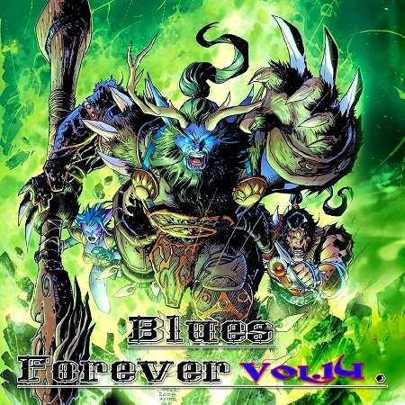 VA - Blues Forever Vol.14 (2015)