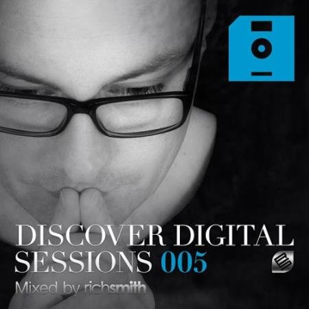 VA - Discover Digital Sessions 005 (Mixed by Rich Smith) (2015)