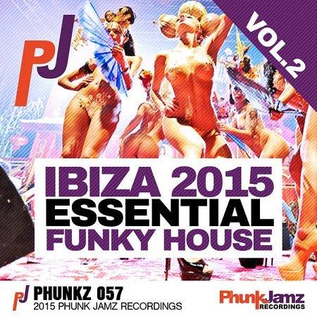 VA - Ibiza 2015 Essential Funky House, Vol.2 (2015)