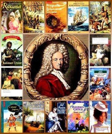 Даниэль Дефо - Сборник произведений (20 книг) (2015) FB2+DjVu