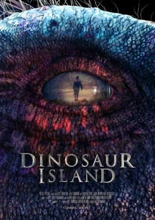 Остров динозавров  / Dinosaur Island  (2014) DVDRip