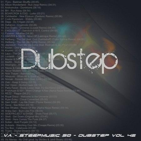 VA - SteepMusic 50 - Dubstep Vol 42 (2015)