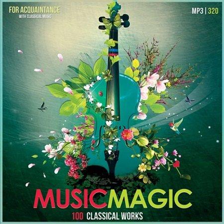 VA - Music Magic 100 Classical Works (2015)