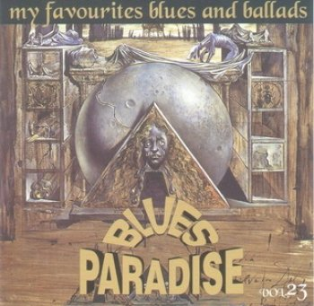 VA - Blues Paradise vol.23 (2015)