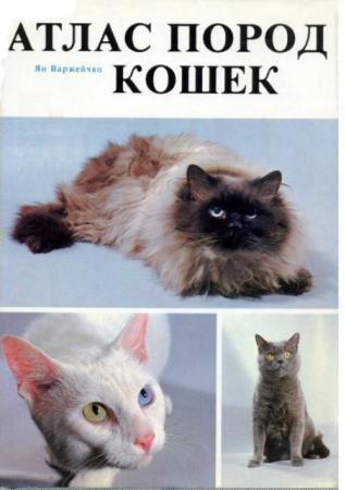 Ян Варжейчко - Атлас пород кошек (1984)
