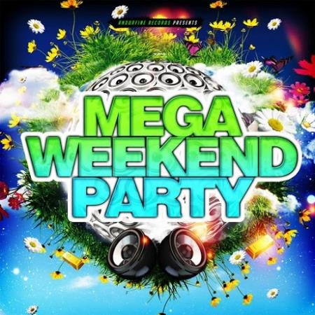 VA - Mega Weekend Party (2015)