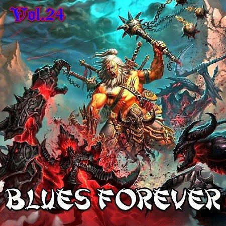 VA - BLUES FOREVER, Vol.24 (2015)