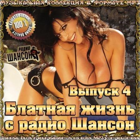 VA - Блатная жизнь с радио Шансон выпуск 4 (2015)
