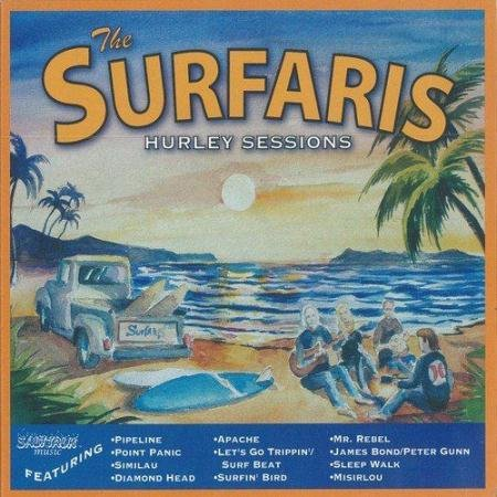 The Surfaris - The Hurley Sessions (2015)