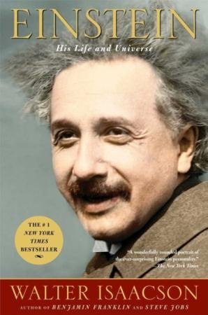 Уолтер Айзексон - Эйнштейн. Его жизнь и его Вселенная (2015)