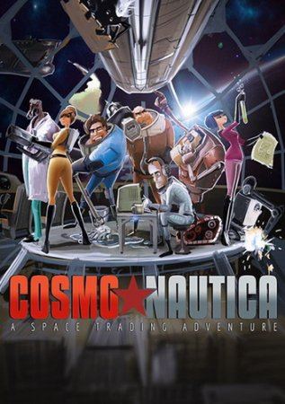 Cosmonautica v1.1.6 (2015/PC/RUS) RePack by Animaniac