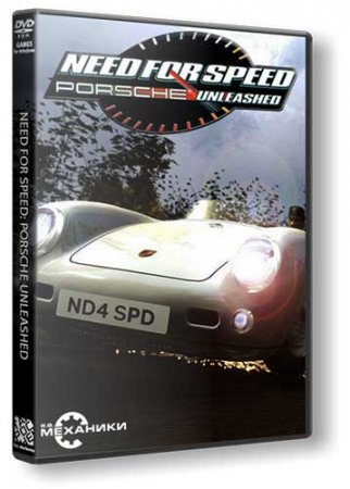 Need for Speed: Porsche Unleashed v.3.5 (2000) Repack by R.G. Механики