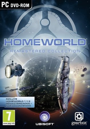 Homeworld Remastered Collection v.1.30 (2015/PC/RUS) Repack by R.G. Let'sPlay