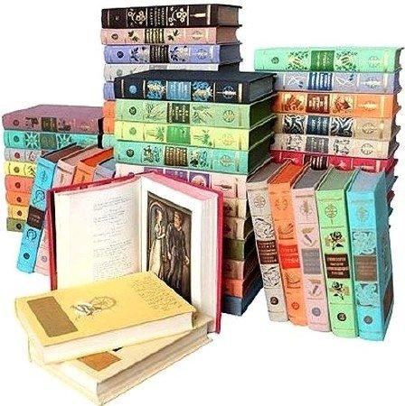Книжная серия: Библиотека мировой литературы для детей (22 книги) (1976-1989) DjVu