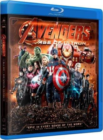 Мстители: Эра Альтрона  / Avengers: Age of Ultron  (2015) BDRip