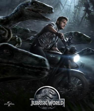 Мир Юрского периода  / Jurassic World  (2015) HDRip