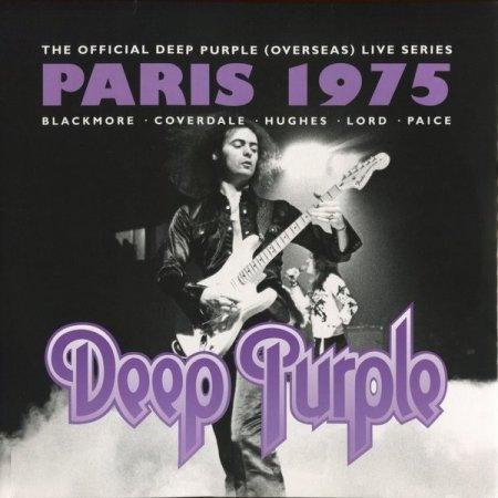 "Deep Purple ""Paris 1975"" (2 CD Live, 2012)"