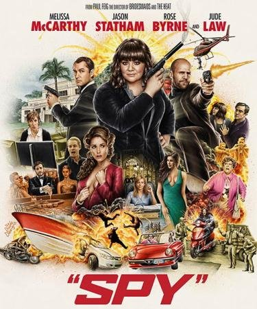 Шпион  / Spy  (2015) BDRip
