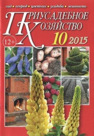 Приусадебное хозяйство №10 (2015)
