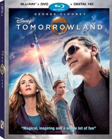 Земля будущего  / Tomorrowland  (2015) BDRip