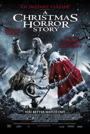 Рождественские страшилки  / A Christmas Horror Story  (2015) WEB-DLRip
