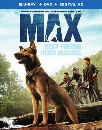 Макс  / Max  (2015) HDRip