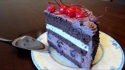Шварцвальдский торт «Черный лес» (2015)