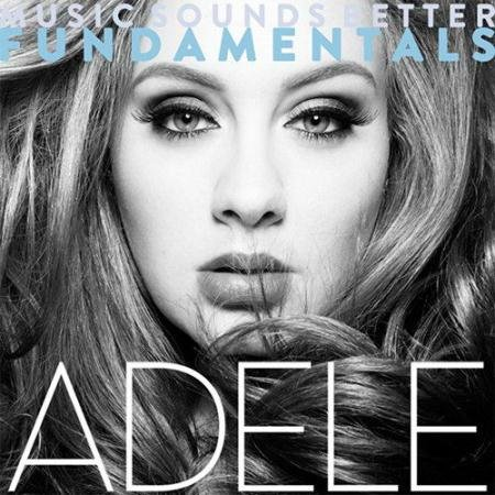 Adele - Music Sounds Better Fundamentals (2015)