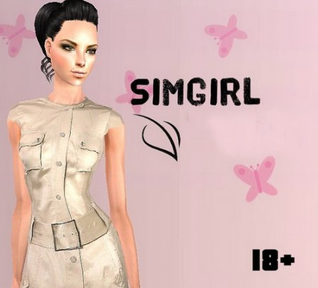 Симулятор жизни девушки / SimGirl v.1.2 (2015/PC/RUS)