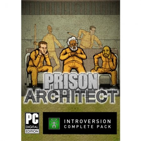 Prison Architect (2015/PC/RUS) Repack by ARMENIAC